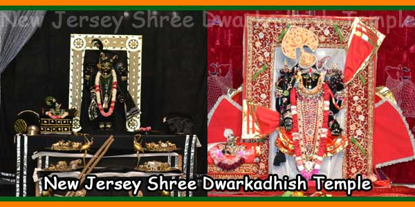New Jersey Shree Dwarkadhish Temple