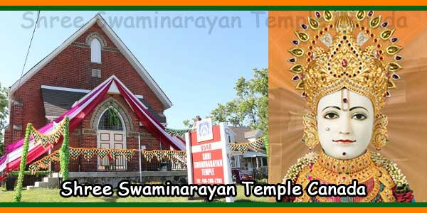 Shree Swaminarayan Temple Canada