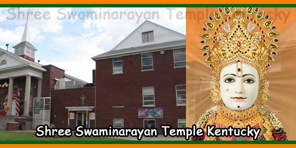 Shree Swaminarayan Temple Kentucky