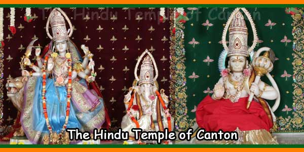 The Hindu Temple of Canton