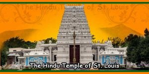The Hindu Temple of St. Louis