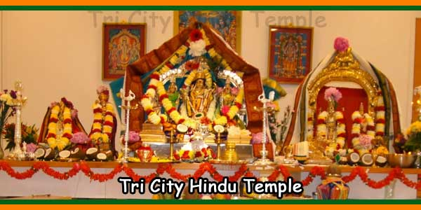 Tri City Hindu Temple