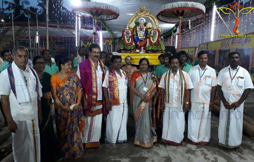2018Navahnika Brahmotsava First Day 1
