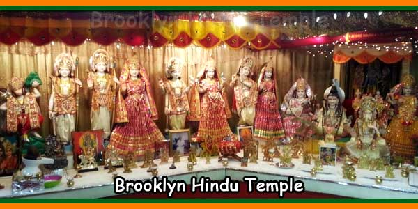 Brooklyn Hindu Temple