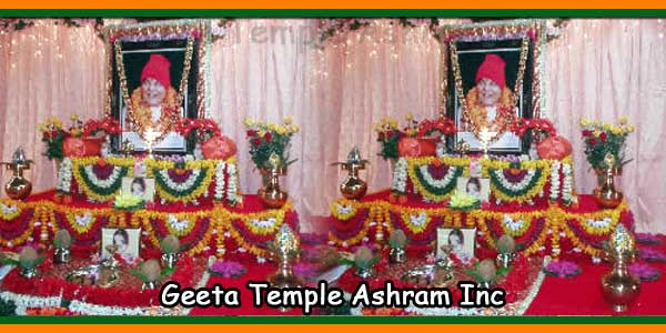 Geeta Temple Ashram Inc