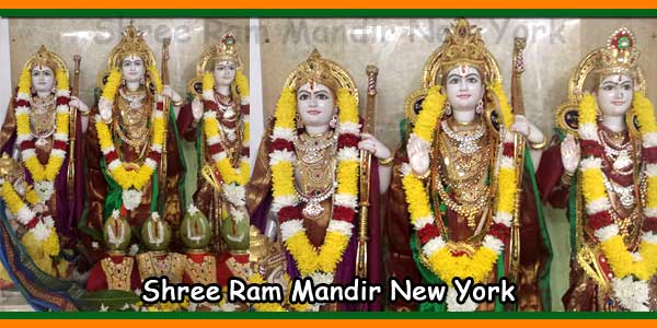 Shree Ram Mandir New York