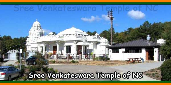 Sree Venkateswara Temple of NC