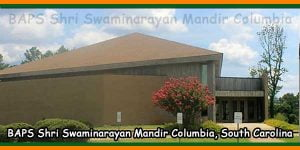 BAPS Shri Swaminarayan Mandir Columbia, South Carolina
