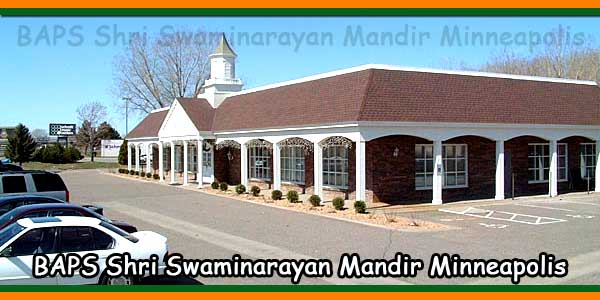 BAPS Shri Swaminarayan Mandir Minneapolis
