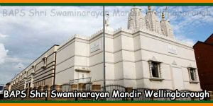 BAPS Shri Swaminarayan Mandir Wellingborough