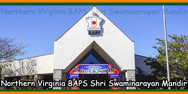 Northern Virginia BAPS Shri Swaminarayan Mandir