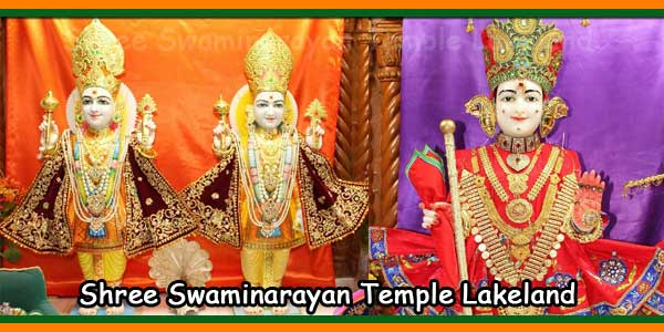 Shree Swaminarayan Temple Lakeland