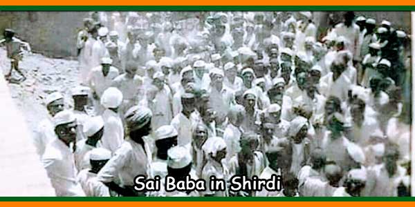 Sai Baba in Shirdi