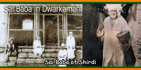 Shirdi Sai Baba Biodata | Biography Sai Baba of Shirdi