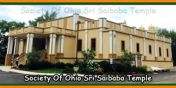 Society Of Ohio Sri Saibaba Temple