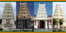 Temples in United States of America