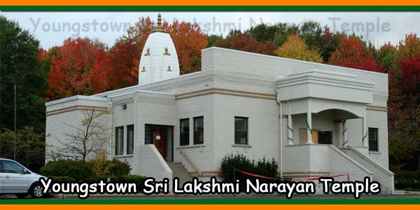 Youngstown Sri Lakshmi Narayan Temple