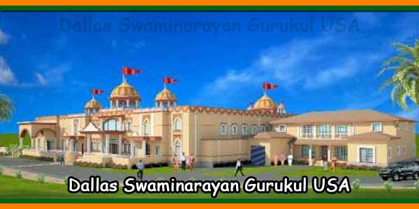 Dallas Swaminarayan Gurukul USA