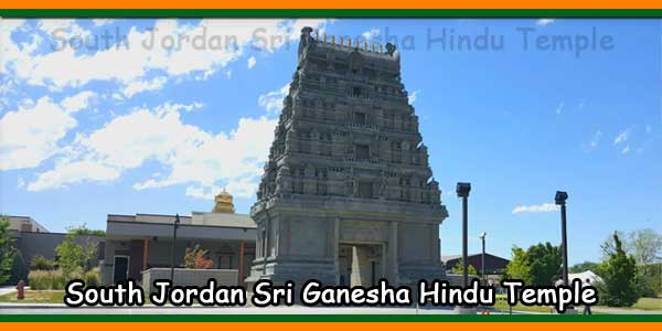 South Jordan Sri Ganesha Hindu Temple