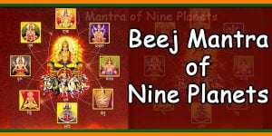 Beej Mantra of Nine Planets