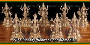 Nine Planets Mantras and Remedies