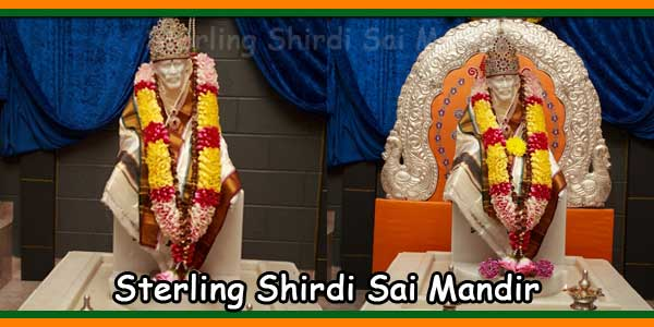 Sterling Shirdi Sai Mandir