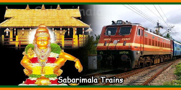 Sabarimala Trains