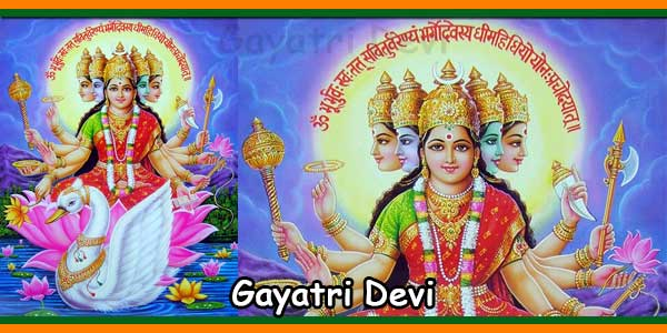 Gayatri Mantras of All Gods With Meaning – Temples In India