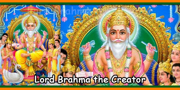 Lord Brahma the Creator