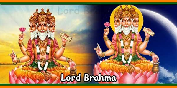Brahma Hindu God of Creation