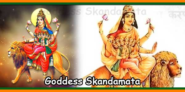 Goddess Skandamata