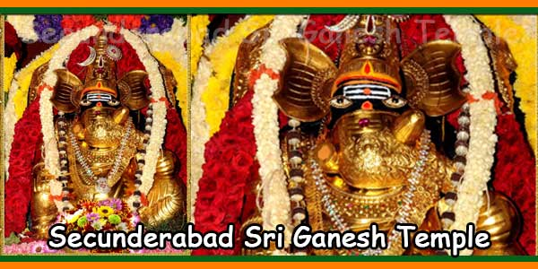 Secunderabad Sri Ganesh Temple