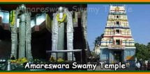 Amareswara Swamy Temple