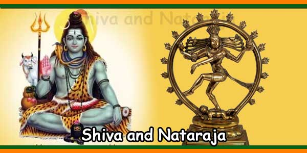 Shiva and Nataraja