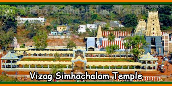 Vizag Simhachalam Temple